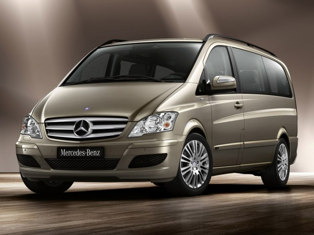 Трансфер на Mercedes-Benz Viano